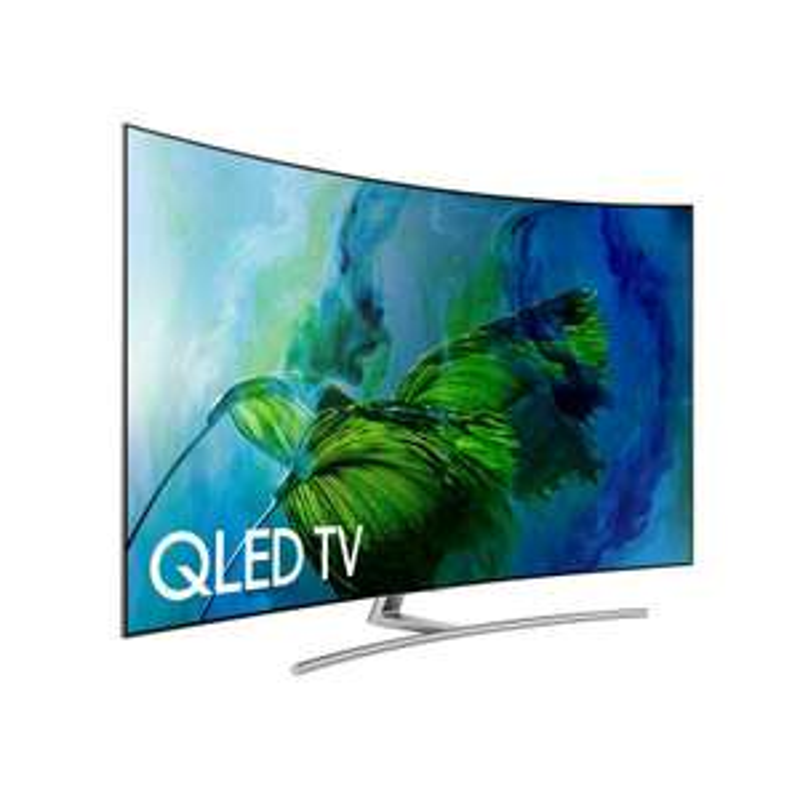 """TV QLED 55"""" Samsung QE55Q8C - UHD 4K, HDR + Barre de son Samsung HW-M4501 (via ODR de 1000€)"""