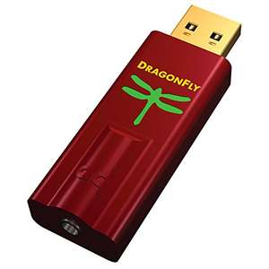 Dac AudioQuest Dragonfly Red USB