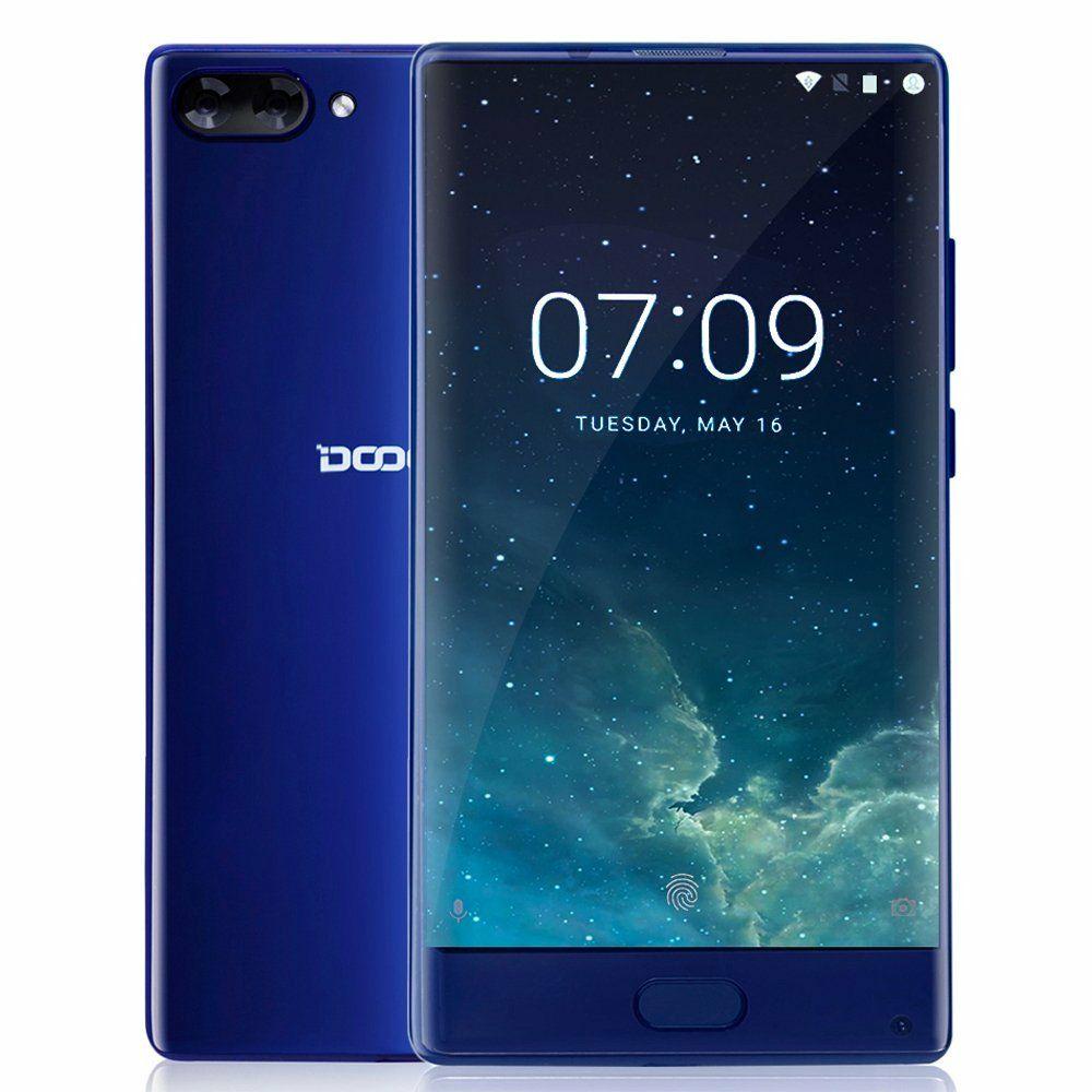 """Smartphone 5,5"""" Doogee Mix - Amoled FullHD, MT6757T, 64Go de ROM, 6Go de RAM (vendeur tiers)"""