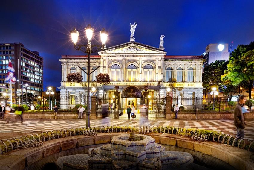 Vol A/R Nice - San Jose (Costa Rica) du 15 au 30 mai