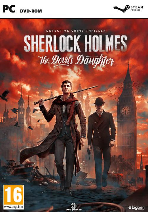 Jeu Sherlock Holmes : The Devil's Daughter sur PC (Dématérialisé - Steam)