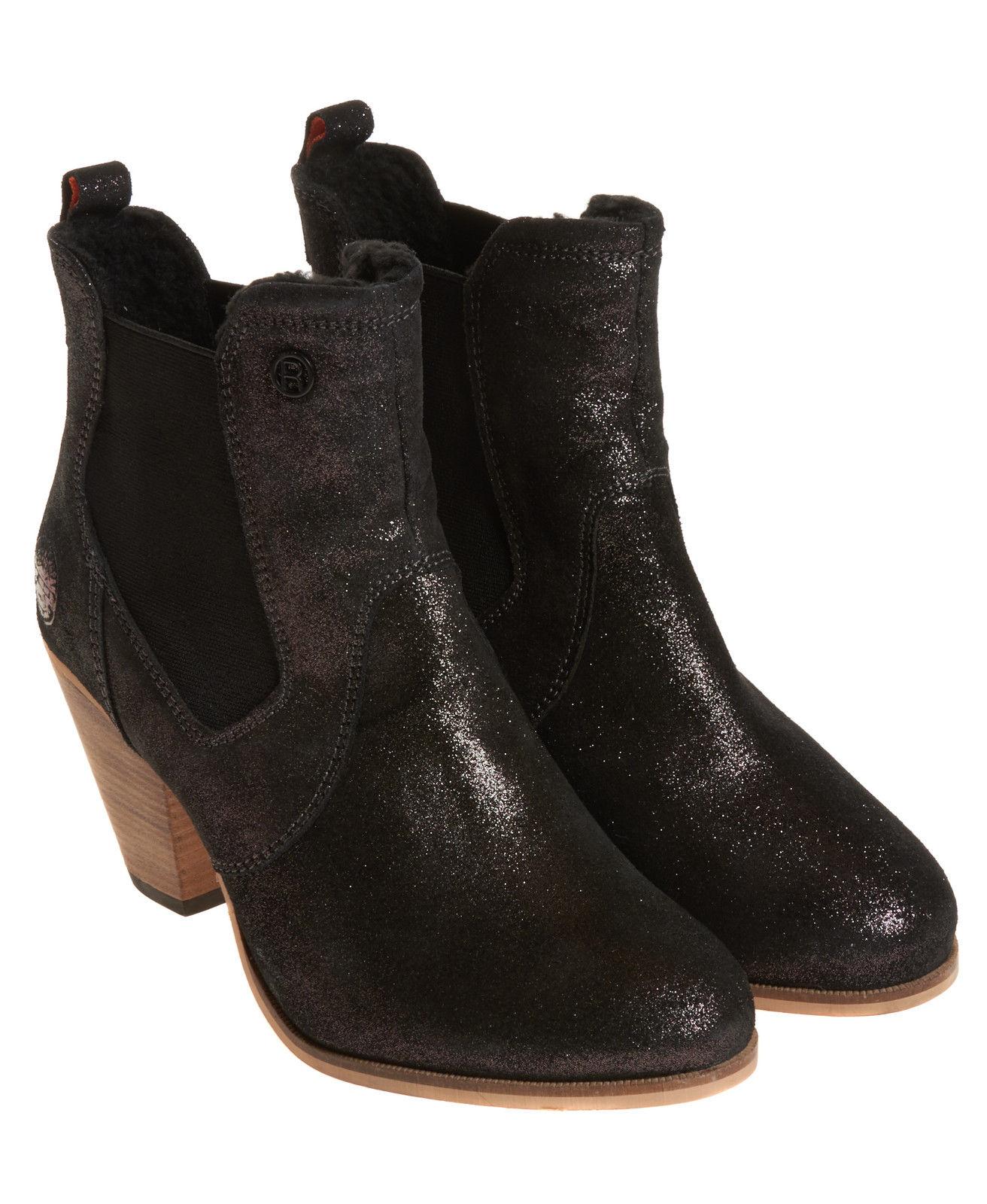 Sélection d'articles en promotion - Ex : Chaussures en cuir femme Superdry - Taille 36/37 ou 41