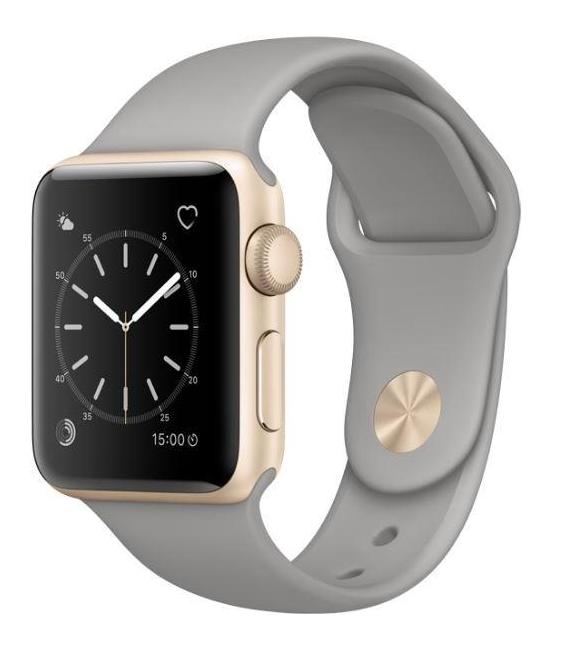 Montre connectée Apple Watch Série 2 - 38mm (Frontalier Suisse)