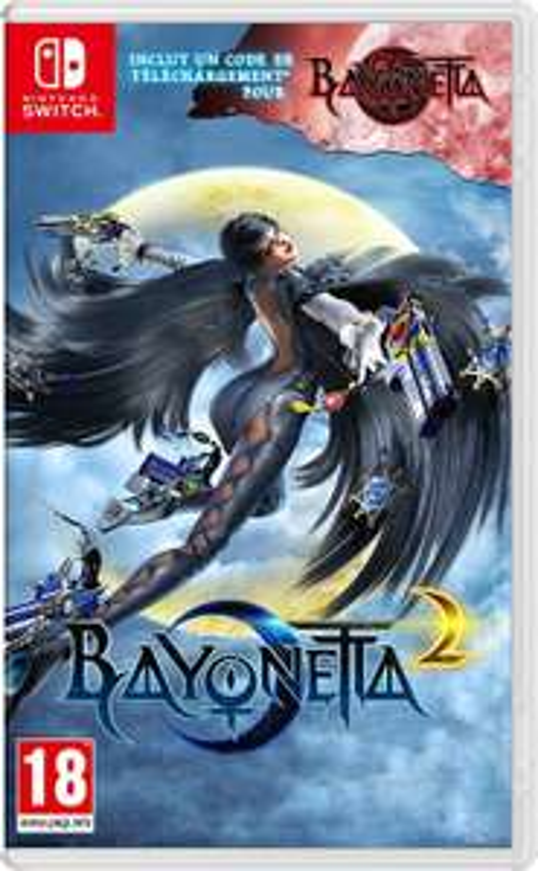 Précommande : Jeu Bayonetta 2 sur Nintendo Switch + Bayonetta 1 (Dématérialisé)