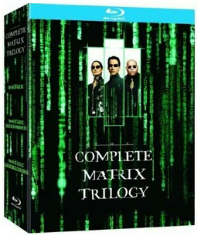 Jusqu'à 80% de réduction sur une sélection de Blu -Ray. Ex : Coffret Matrix Trilogie