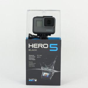 Caméra sportive GoPro Hero 5 Black Edition + Carte microSD 32Go
