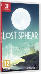 Lost Sphear sur Switch