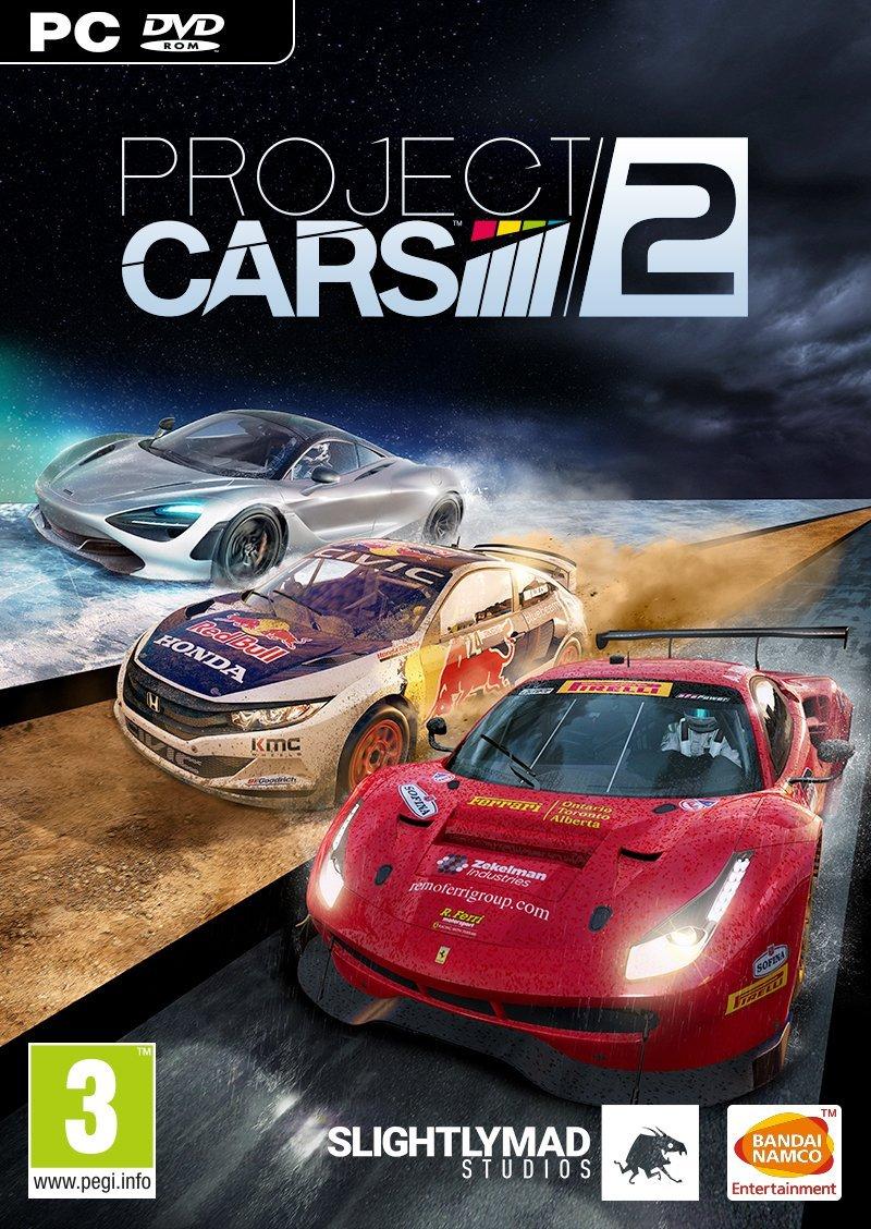 Jeu Project Cars 2 sur PC (dématerialisé - Steam)