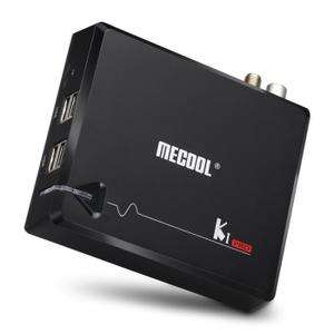 Box Satellite Mecool Ki Pro - 4K HDR 10bit, 2 Go RAM DDR4, 16 Go, Android 7.1 (Vendeur tiers)