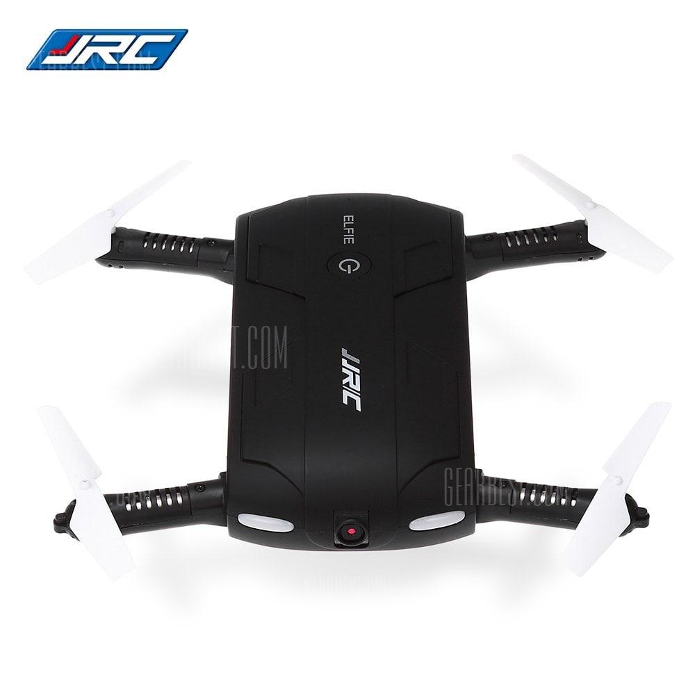 Mini drone quadcopter JJRC H37 Elfie - Pliable, 720p, WiFi FPV, Noir