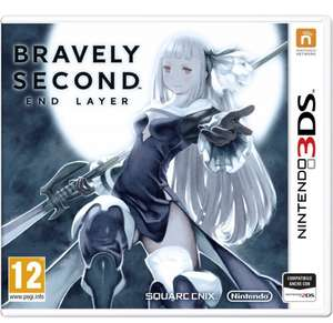 Bravely Second End Layer sur Nintendo 3DS