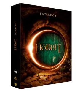 50% sur une sélection de  dvd et bluray Warner Bros - Ex : DVD le hobbit trilogie version cine