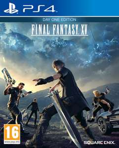 Final Fantasy XV - PS4 ou Xbox - edition one