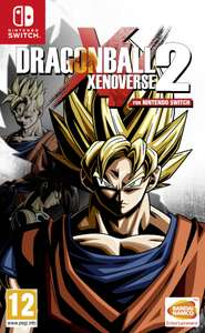 Dragon Ball Xenoverse 2 sur Switch