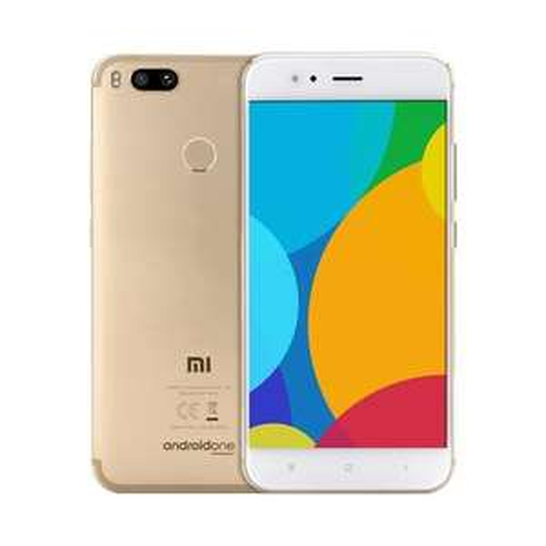 "Smartphone 5.5"" Xiaomi Mi A1 - full HD, SnapDragon 625, 4 Go de RAM, 32 Go, 4G (B20), or"