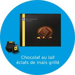 Un coffret de chocolats offert dès 50 € d'achat de café