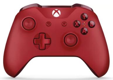 Sélection de Contrôleurs Sans-fil Microsoft en Promotion pour Xbox One - Ex:  Manette V3 Bleue ou Rouge (Grip + Bluetooth + Jack 3.5mm)