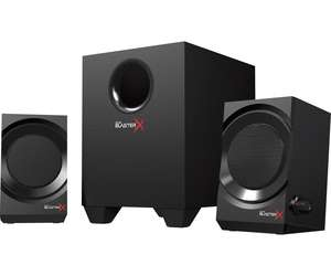 Système d'enceintes 2.1 Creative Sound BlasterX Kratos S3 - 46 W