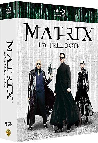 Coffret Blu-ray Matrix - La Trilogie