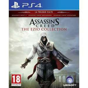 Assassin's Creed: The Ezio Collection PS4