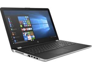 "PC portable 15.6"" full HD HP 15-bs147nz - i5-8520U, 8 Go de RAM, 256 Go en SSD, QWERTZ chez InterDiscount (frontaliers Suisse)"