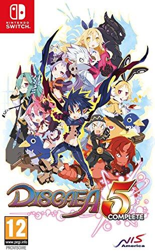 Jeu Disgaea 5 : Complete sur Nintendo Switch
