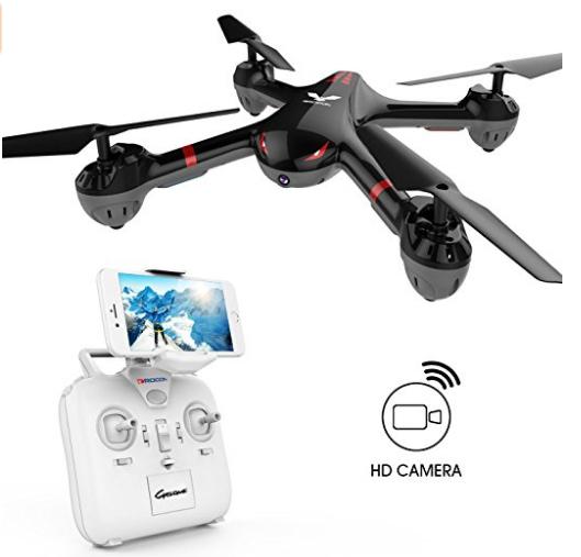 Drone Classé meilleur vente avec des très bons commentaire,  Drocon Cyclone X708W  caméra 720p - (vendeur tiers)
