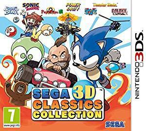 Sega 3D Classics Collection sur 3Ds