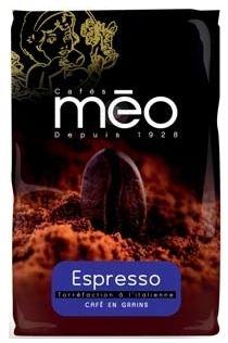 Café Expresso en grains MEO 1 kilo à -50%