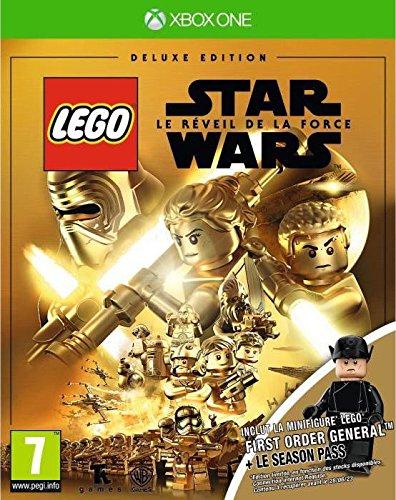 Lego Star Wars : le Réveil de la Force - First Oder General : édition deluxe sur Xbox One ou PS4
