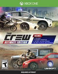 Sélection de jeux Ubisoft en promotion - Ex : The Crew Ultimate sur PS4 et Xbox One