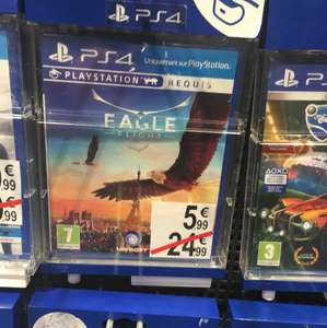Eagle Flight VR sur PS4 - Mont-Gaillard Le Havre (76)