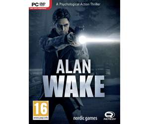 Alan Wake - Édition Collector sur PC