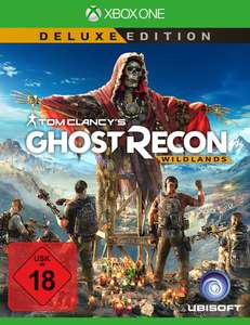 Ghost Recon Wildlands - Edition Deluxe sur Xbox One (Frontaliers Allemagne)