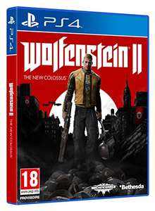 [Prime] Wolfenstein II : The New Colossus sur PS4