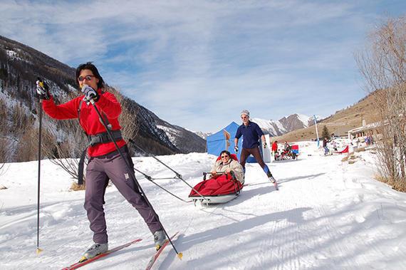Neige pour tous : Découverte gratuite des activités nordiques, Matériel fourni - Val D'oronaye (04)