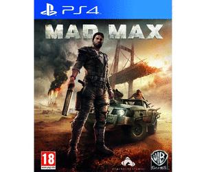Mad Max sur PS4 ou Xbox One au Carrefour Monaco (frontaliers)