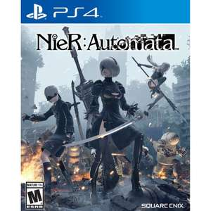 Jeu Nier Automata sur PS4 (version US)