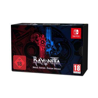 [Adhérents] Jeu Bayonetta 2 sur Nintendo Switch - Edition Collector + 10€ sur le compte fidélité
