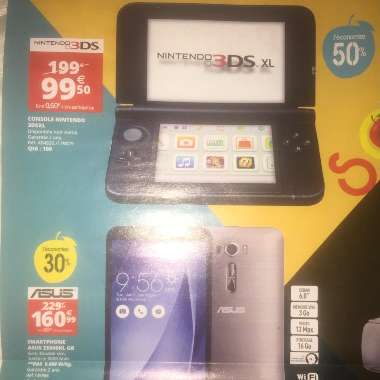 Console Nintendo New 3DS XL - Saint-Priest (69)