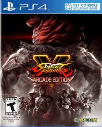 Précommande : Street Fighter V Arcade Edition sur PS4