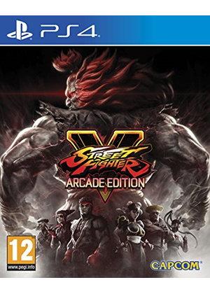 [Pré-commande] Jeu Street Fighter V Arcade Edition sur PS4