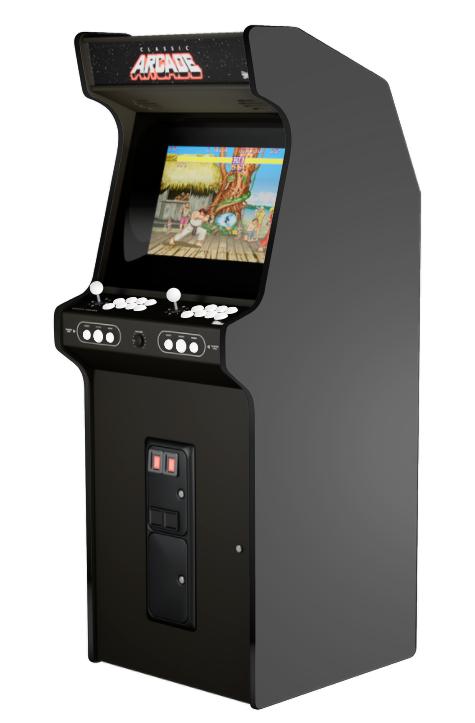 Borne Arcade Neo-Legend - Skin Gamekult + 1 An d'abonnement Gamekult Premium