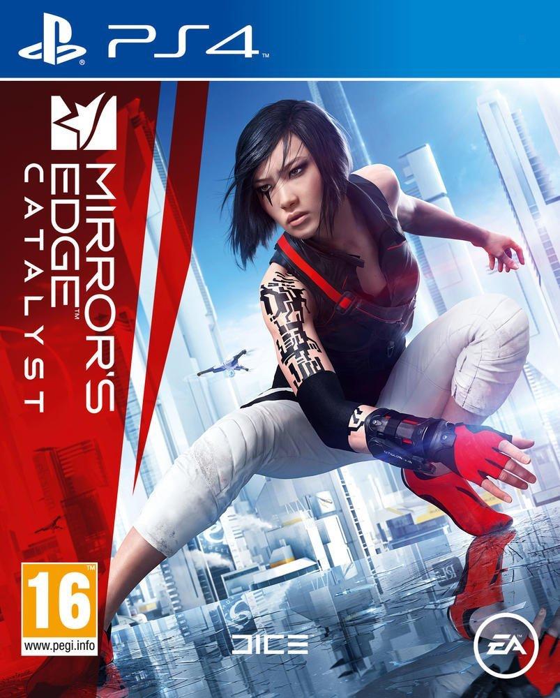 Sélection de jeux PS4 en promotion - Ex : Mirror's edge catalyst sur PS4 en magasin