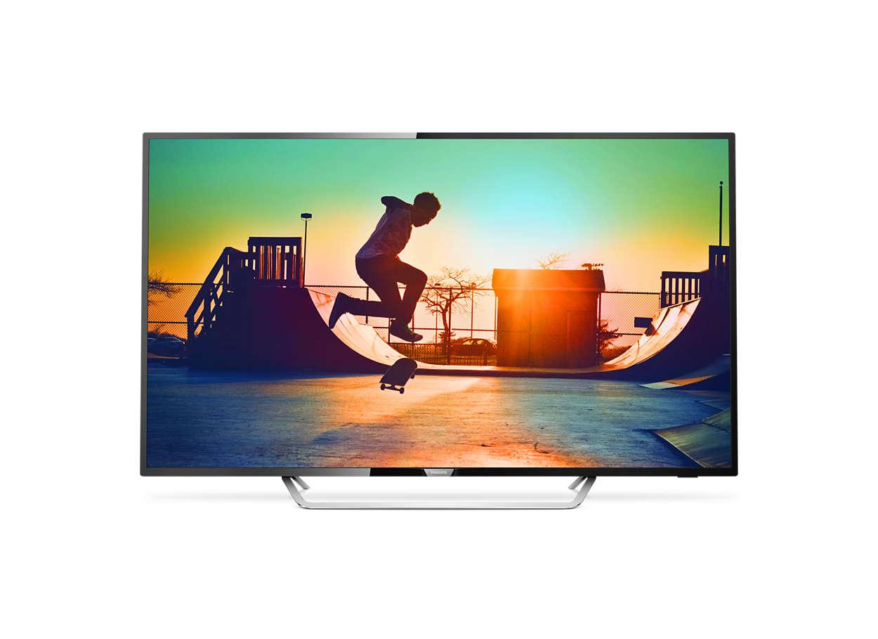 """Sélection de produits en promotion - Ex: TV 65"""" Philips 65PUS6162 4K - Angoulême (16)"""