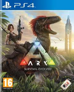 ARK Survival Evolved sur PS4