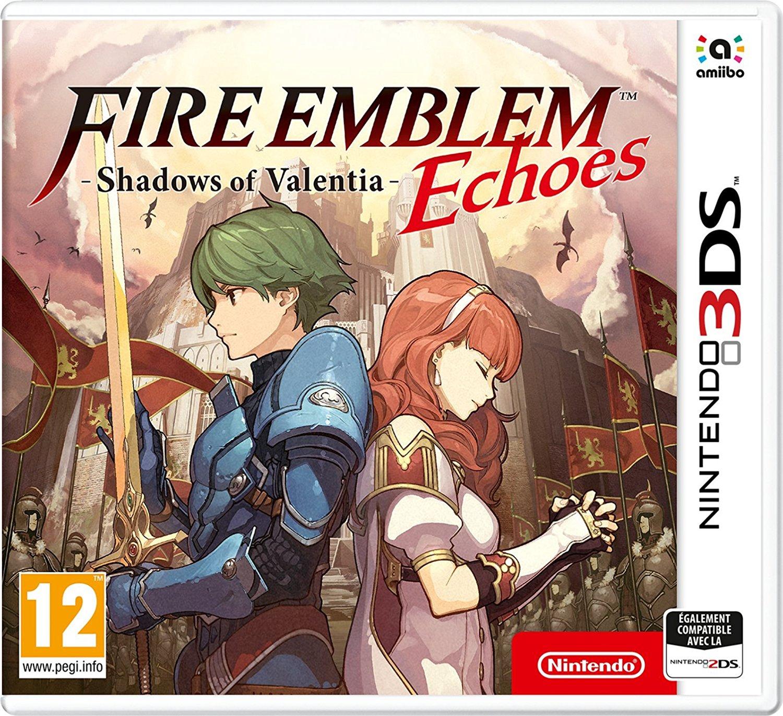 Fire Emblem Echoes Shadows of Valentia sur 3DS [Dispo dans 374 magasins]