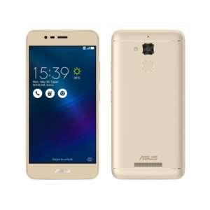 "Smartphone 5.2"" Asus Zenfone 3 Max Dual SIM Or - IPS HD, RAM 3Go ,32 Go, Android 6.0"