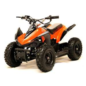 Pocket Quad 49CC Orange pour Enfants