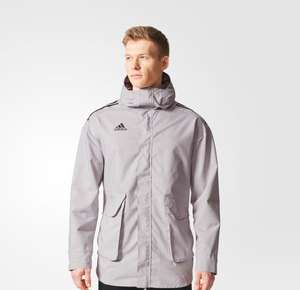Veste Adidas Tango Future All-Weather Long Gris - Tailles : XS ou S